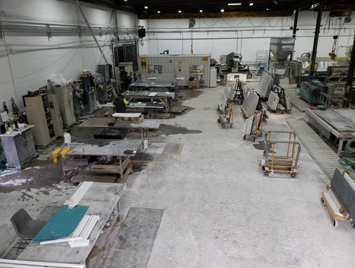 Fabricator Focus: Fordham Marble - September-October 2019